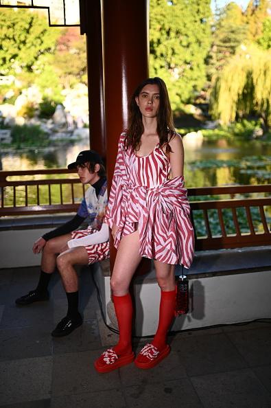 Ornamental Garden「Double Rainbouu - Runway - Mercedes-Benz Fashion Week Australia 2019」:写真・画像(6)[壁紙.com]