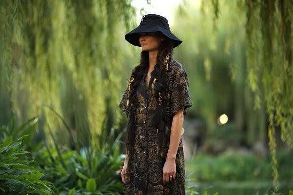 Ornamental Garden「Double Rainbouu - Runway - Mercedes-Benz Fashion Week Australia 2019」:写真・画像(0)[壁紙.com]