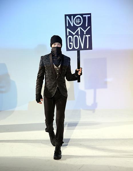 ファッションショー「By Robert James - Presentation - NYFW: Men's」:写真・画像(2)[壁紙.com]