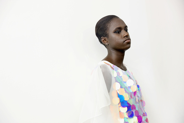 Summer Collection「Ingie : Backstage - Paris Fashion Week Womenswear Spring/Summer 2018」:写真・画像(14)[壁紙.com]