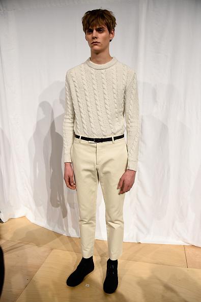 Frazer Harrison「Orley -Runway - Mercedes-Benz Fashion Week Fall 2015」:写真・画像(7)[壁紙.com]