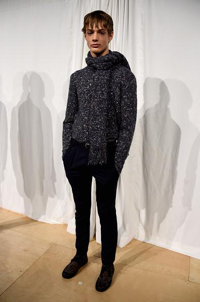 Frazer Harrison「Orley -Runway - Mercedes-Benz Fashion Week Fall 2015」:写真・画像(3)[壁紙.com]