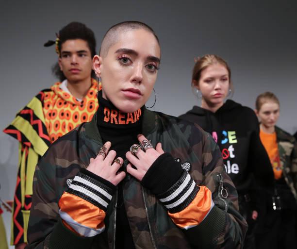 Ricardo Seco - Presentation - February 2018 - New York Fashion Week:ニュース(壁紙.com)