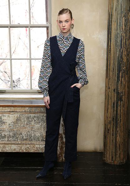 Scalloped - Pattern「Whit - Presentation - February 2017 - New York Fashion Week」:写真・画像(11)[壁紙.com]