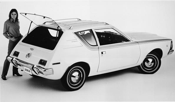 Showing Off「1970 AMC Gremlin」:写真・画像(16)[壁紙.com]