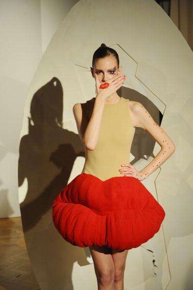 Three Quarter Length「Liz Black: Presentation - London Fashion Week AW14」:写真・画像(9)[壁紙.com]