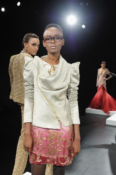 North America「David Tlale Sun - Presentation - Fall 2013 Mercedes-Benz Fashion Week」:写真・画像(5)[壁紙.com]