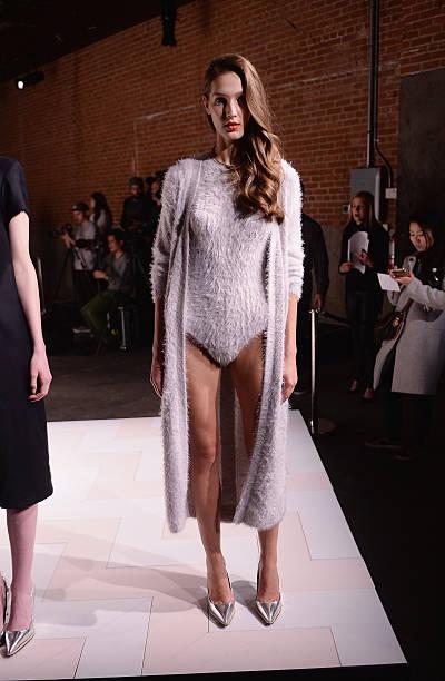 Kaelen - Presentation - Mercedes-Benz Fashion Week Fall 2015:ニュース(壁紙.com)