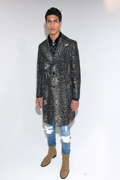 Ripped Jeans「Rob Garcia - Presentation - Mercedes-Benz Fashion Week Fall 2015」:写真・画像(3)[壁紙.com]