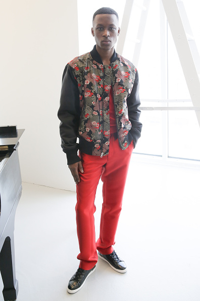 Red Pants「Franco Lacosta - Presentation - Mercedes-Benz Fashion Week Fall 2015」:写真・画像(3)[壁紙.com]