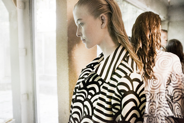 Ready To Wear「Junko Shimado : Backstage - Paris Fashion Week Womenswear Spring/Summer 2017」:写真・画像(12)[壁紙.com]