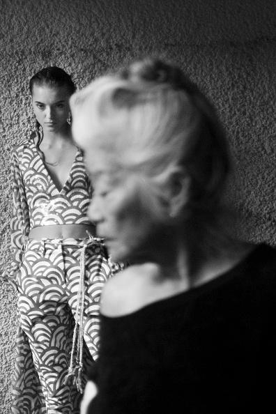 Spring Collection「Junko Shimado : Backstage - Paris Fashion Week Womenswear Spring/Summer 2017」:写真・画像(10)[壁紙.com]