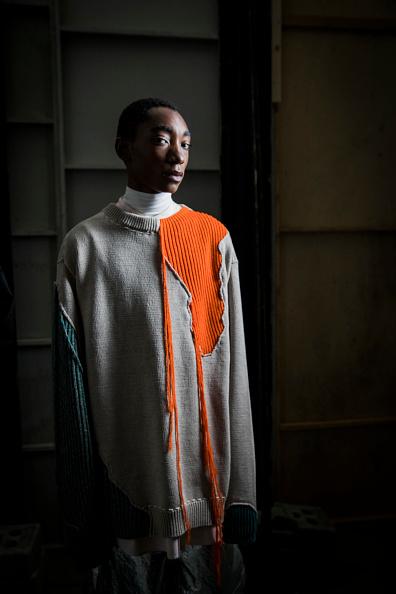 Tristan Fewings「OAMC : Backstage - Paris Fashion Week - Menswear Spring/Summer 2019」:写真・画像(12)[壁紙.com]