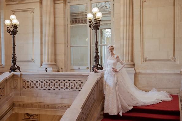 Francois Durand「Georges Hobeika : Alternative Views - Paris Fashion Week - Haute Couture F/W 2016-2017」:写真・画像(0)[壁紙.com]