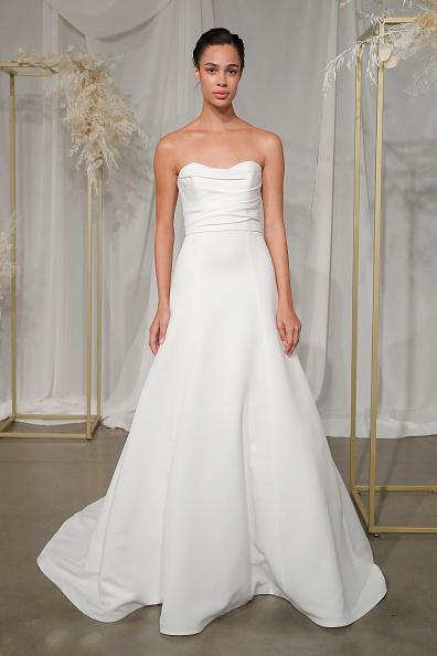 Wedding Dress「Amsale Fall 2020」:写真・画像(17)[壁紙.com]