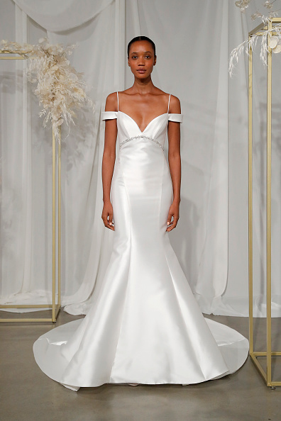 Wedding Dress「Amsale Fall 2020」:写真・画像(18)[壁紙.com]