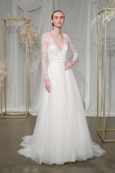 Wedding Dress「Amsale Fall 2020」:写真・画像(15)[壁紙.com]