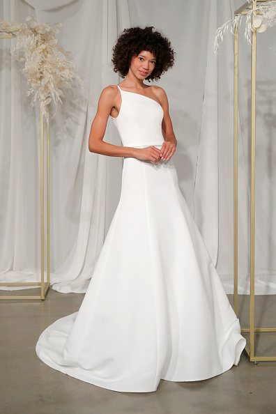 Wedding Dress「Amsale Fall 2020」:写真・画像(12)[壁紙.com]