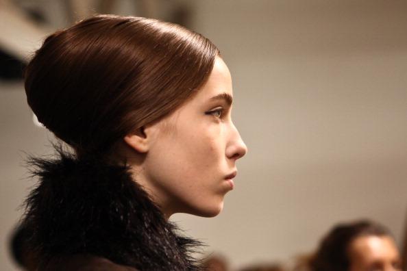 Chelsea Piers「Rachel Comey - Backstage - Fall 2012 Mercedes-Benz Fashion Week」:写真・画像(3)[壁紙.com]