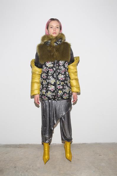 Pointed Toe「Kim Shui - Presentation - February 2018 - New York Fashion Week」:写真・画像(3)[壁紙.com]