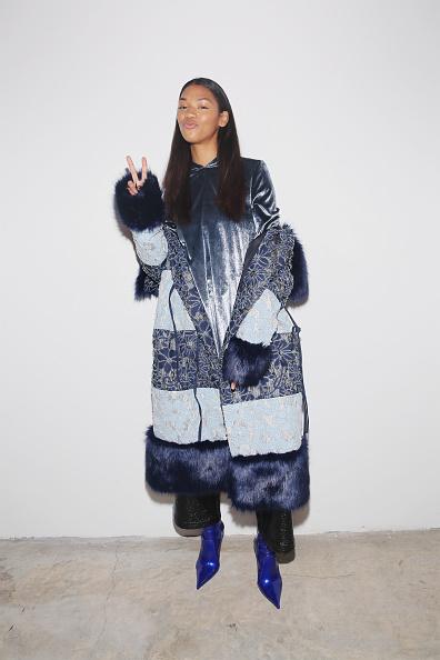 Alternative Pose「Kim Shui - Presentation - February 2018 - New York Fashion Week」:写真・画像(1)[壁紙.com]