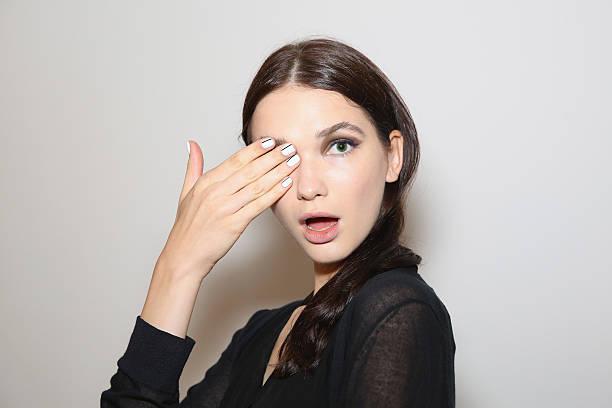 Marissa Webb - Backstage - Spring 2016 MADE Fashion Week:ニュース(壁紙.com)