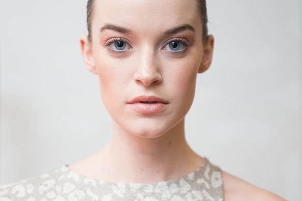 Fashion Model「Designers' Collective - Backstage - Mercedes-Benz Fashion Week Fall 2015」:写真・画像(12)[壁紙.com]