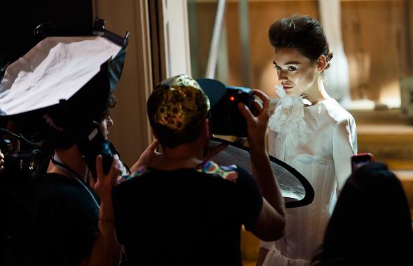 Daks「DAKS: Backstage - London Fashion Week SS15」:写真・画像(19)[壁紙.com]