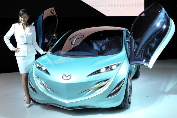 Mazda「The 41st Tokyo Motor Show 2009 Begins」:写真・画像(3)[壁紙.com]