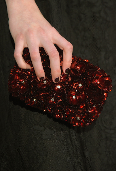 Brown Nail Polish「alice + olivia by Stacey Bendet Fall 2015 Collection Presentation」:写真・画像(10)[壁紙.com]