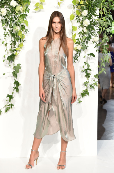Silver Shoe「Kaelen - Presentation - Mercedes-Benz Fashion Week Spring 2015」:写真・画像(5)[壁紙.com]