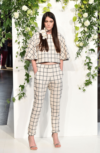 Silver Shoe「Kaelen - Presentation - Mercedes-Benz Fashion Week Spring 2015」:写真・画像(6)[壁紙.com]