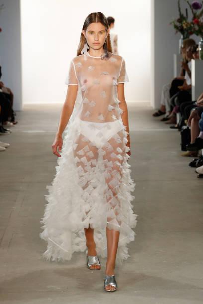 Steinrohner Show - Mercedes-Benz Fashion Week Berlin Spring/Summer 2018:ニュース(壁紙.com)