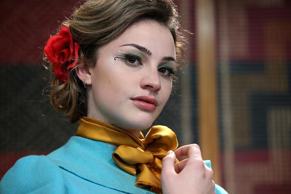 Lisa Maree Williams「AHO - Backstage - New Zealand Fashion Week 2019」:写真・画像(17)[壁紙.com]