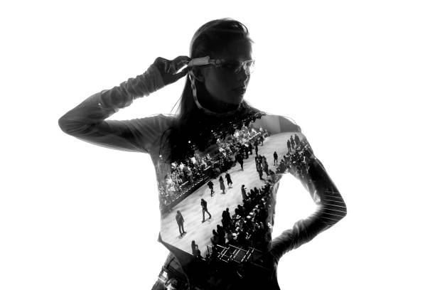An Alternative View In Black And White - Mercedes-Benz Fashion Week Australia 2018:ニュース(壁紙.com)