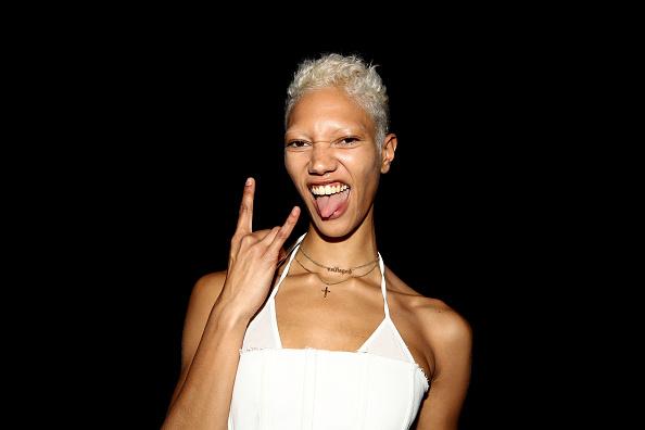 Cameron Spencer「I.AM.GIA - Backstage - Mercedes-Benz Fashion Week Australia 2018」:写真・画像(15)[壁紙.com]