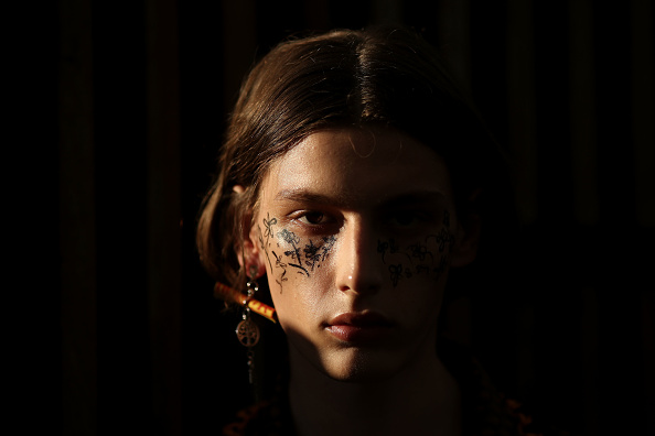 Ornamental Garden「Double Rainbouu - Backstage - Mercedes-Benz Fashion Week Australia 2019」:写真・画像(9)[壁紙.com]