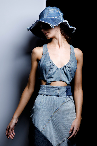 Sleeveless Dress「KITX - Backstage - Afterpay Australian Fashion Week 2021」:写真・画像(0)[壁紙.com]