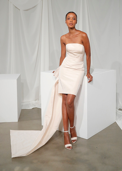 Wedding Dress「Amsale Fall 2020」:写真・画像(10)[壁紙.com]