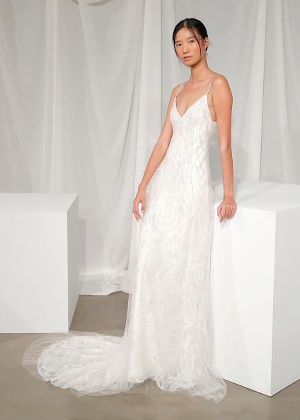 Wedding Dress「Amsale Fall 2020」:写真・画像(3)[壁紙.com]
