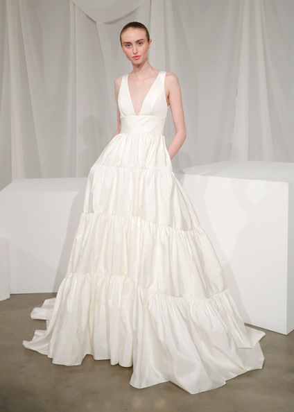 Wedding Dress「Amsale Fall 2020」:写真・画像(19)[壁紙.com]