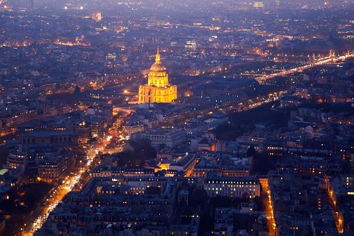 Boulevard「Les Invalides in Paris」:スマホ壁紙(9)
