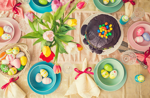 Easter Cake「Easter Table」:スマホ壁紙(16)