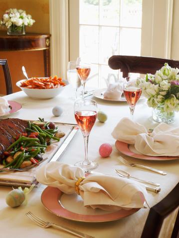 Easter「Easter Table」:スマホ壁紙(7)