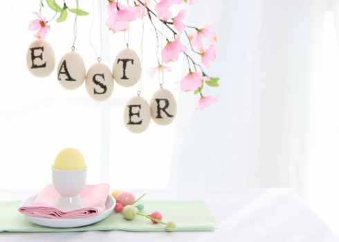 Easter Cake「Easter table」:スマホ壁紙(17)