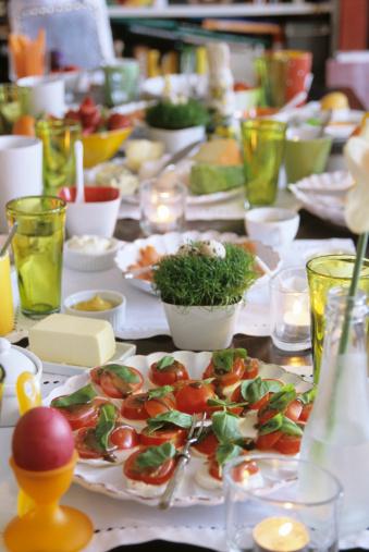 Carefree「Easter table setting」:スマホ壁紙(5)