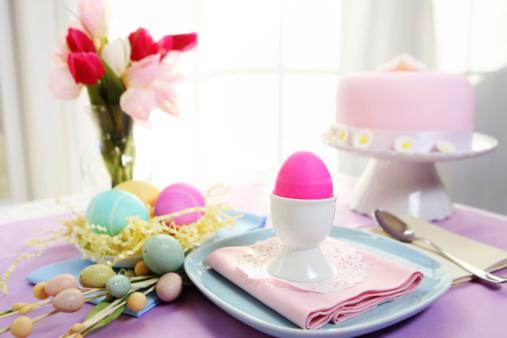 Easter「Easter table」:スマホ壁紙(15)