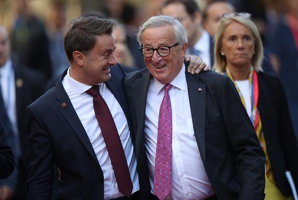 Sean Gallup「Austria Holds Informal EU Summit」:写真・画像(17)[壁紙.com]
