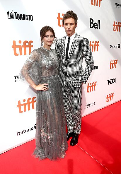 "Eddie Redmayne「2019 Toronto International Film Festival - ""The Aeronauts"" Premiere - Arrivals」:写真・画像(15)[壁紙.com]"
