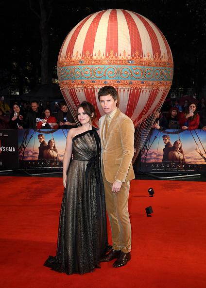 "Beige「""The Aeronauts"" UK Premiere - 63rd BFI London Film Festival」:写真・画像(4)[壁紙.com]"